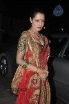 Top Bolly Celebs at Laila Khan's Wedding Reception - 7 of 56