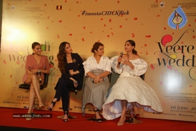 Veere Di Wedding Movie Trailer Launch Photos - 18 of 18
