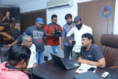 RGV Launched Suside Club Trailer