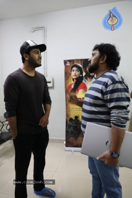 Sharwanand Launched P3 Movie Song