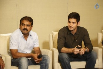 Srimanthudu Press Meet Photos :01-08-2015