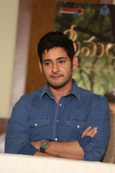 Srimanthudu Success Meet Photos :16-08-2015