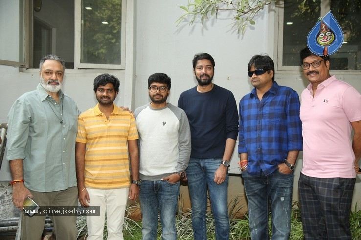 Allari Naresh New Movie Opening - 20 / 35 photos
