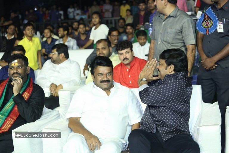Arjun Suravaram Movie Pre Release Event - 77 / 102 photos