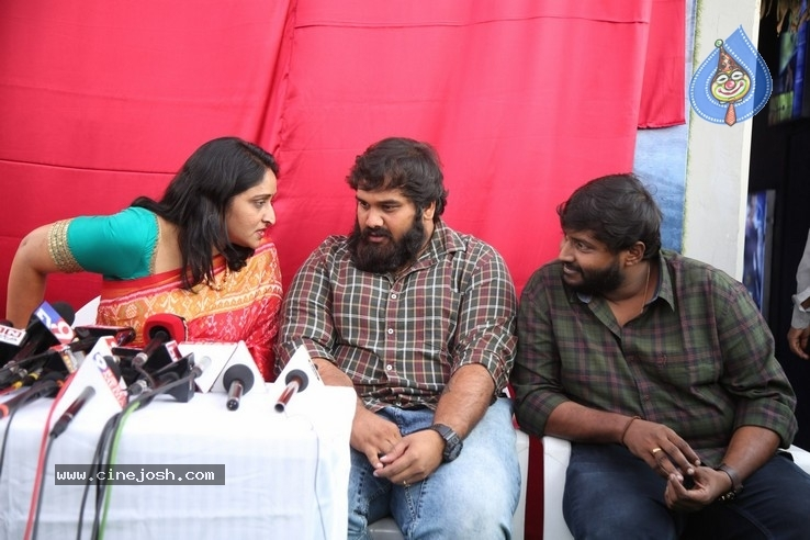 Aswathama Movie Press Meet - 11 / 17 photos