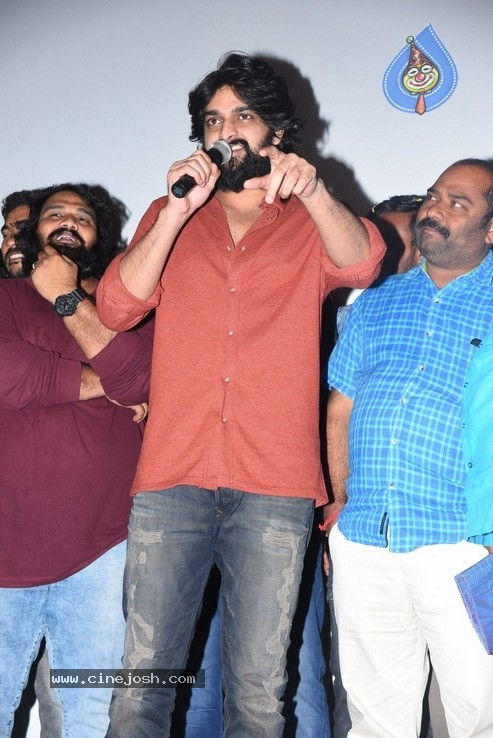 Aswathama Success Tour Guntur - 8 / 19 photos