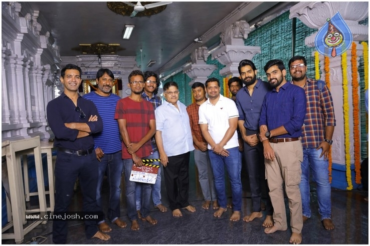 Chaavu Kaburu Challagaa Movie Launch - 11 / 11 photos