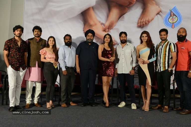 Commitment Movie Title Launch - 1 / 9 photos