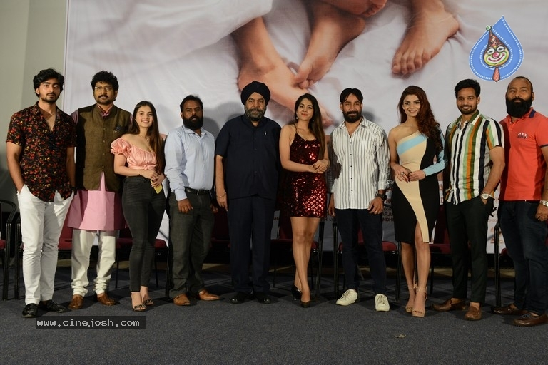 Commitment Movie Title Launch - 4 / 9 photos