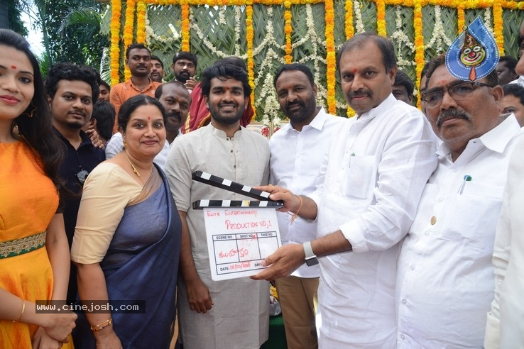 Elite Entertainments New Movie Launch Photos - 11 / 11 photos