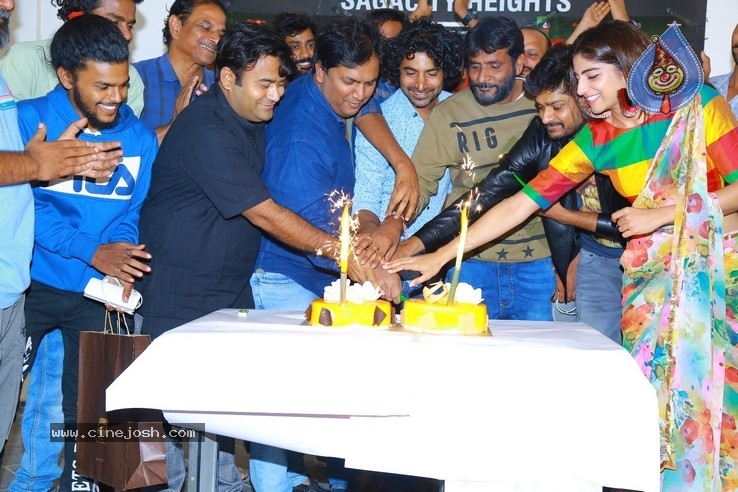 George Reddy Success Celebrations - 9 / 27 photos