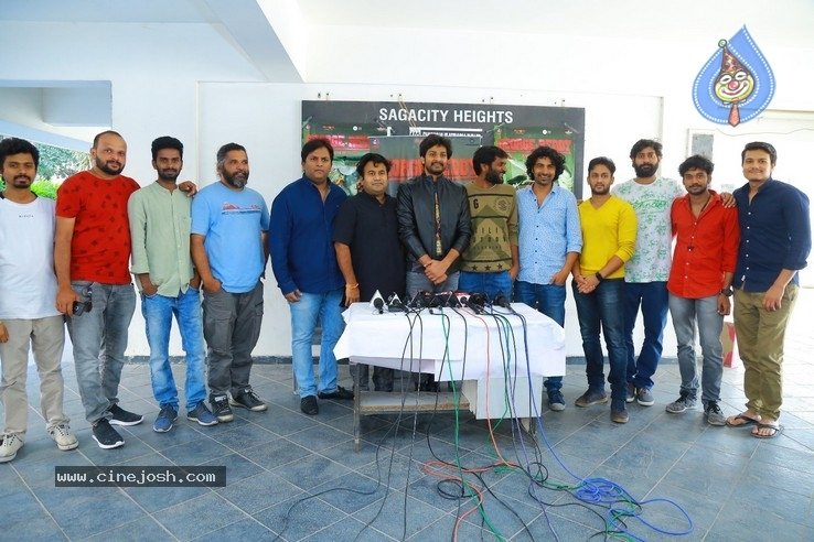George Reddy Success Celebrations - 14 / 27 photos