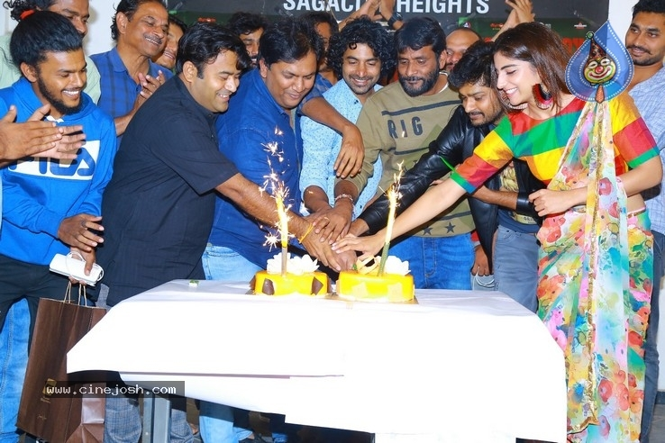 George Reddy Success Celebrations - 16 / 27 photos