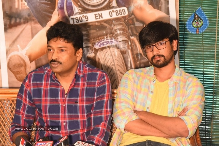 Iddari Lokam Okate  Press Meet - 13 / 13 photos