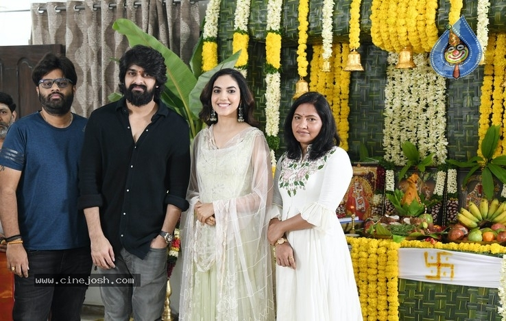 Naga Shourya New Movie Launch - 6 / 6 photos