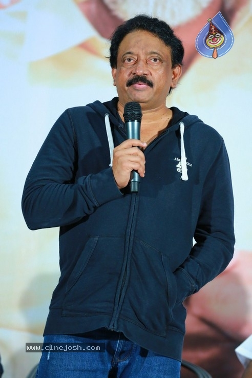 Ram Gopal Varma Press Meet - 15 / 21 photos