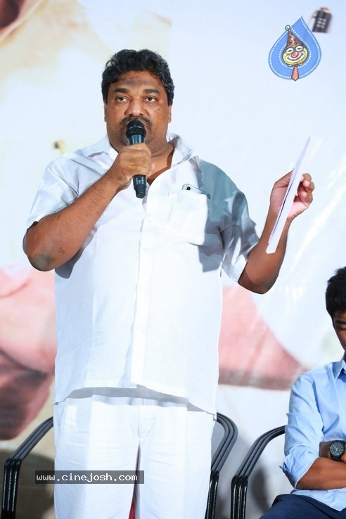 Ram Gopal Varma Press Meet - 21 / 21 photos