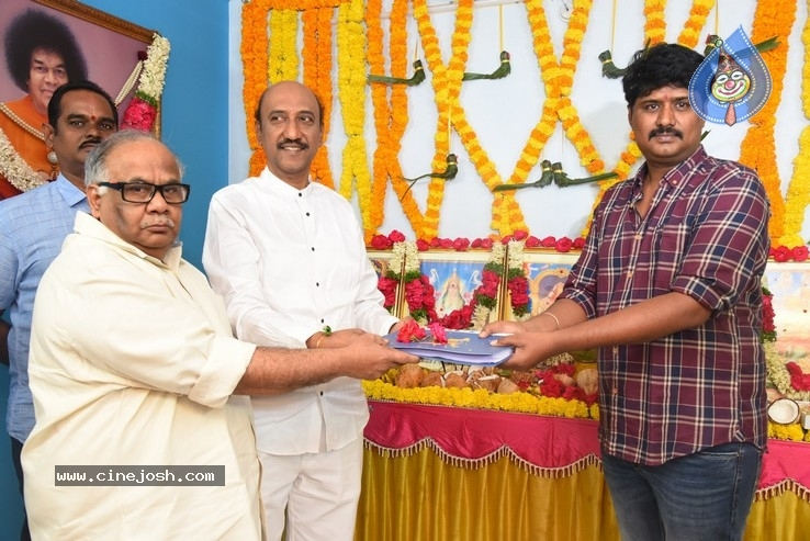 Sri Sai Lakshmi Creations Production No 1 Movie Opening - 10 / 12 photos