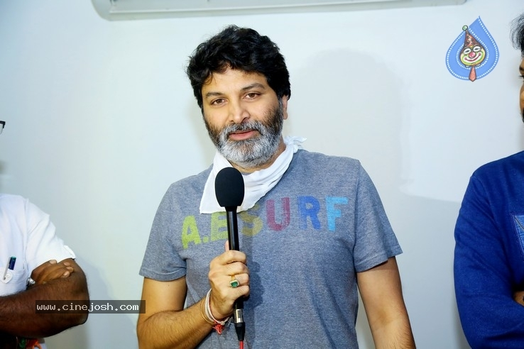 Trivikram Launched  Mis Match First Song  - 2 / 4 photos