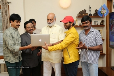 4 Letters Movie Teaser Launched By K Raghavendra Rao - 7 of 9