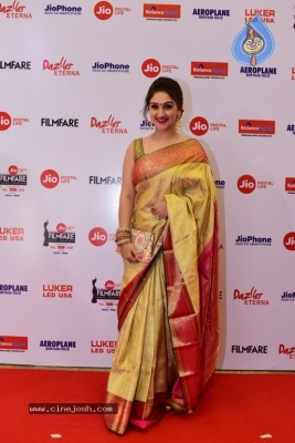 65th Jio Filmfare Awards South 2018 Set 1 | Photos Gallery