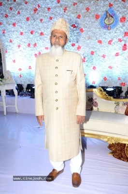 Ahmed Abhdul Taqveem And Dr Zoha Mujeeb Wedding Ceremony - 32 of 62