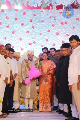 Ahmed Abhdul Taqveem And Dr Zoha Mujeeb Wedding Ceremony - 35 of 62