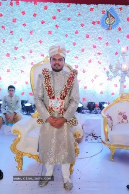 Ahmed Abhdul Taqveem And Dr Zoha Mujeeb Wedding Ceremony - 39 of 62
