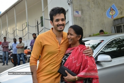 Akhil-Venky Atluri Movie Opening Photos - 66 of 86