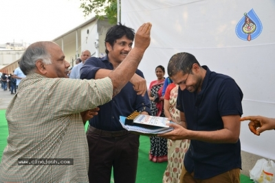Akhil-Venky Atluri Movie Opening Photos - 69 of 86