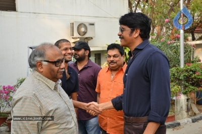 Akhil-Venky Atluri Movie Opening Photos - 71 of 86