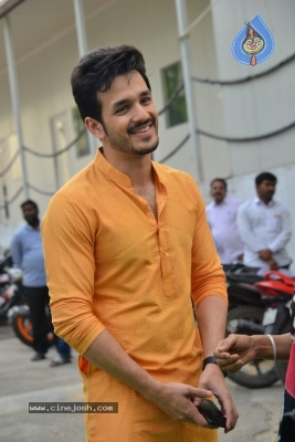 Akhil-Venky Atluri Movie Opening Photos - 73 of 86