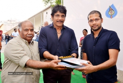 Akhil-Venky Atluri Movie Opening Photos - 74 of 86