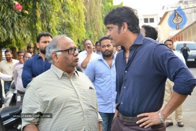 Akhil-Venky Atluri Movie Opening Photos - 76 of 86