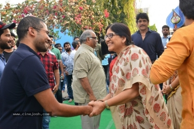 Akhil-Venky Atluri Movie Opening Photos - 79 of 86