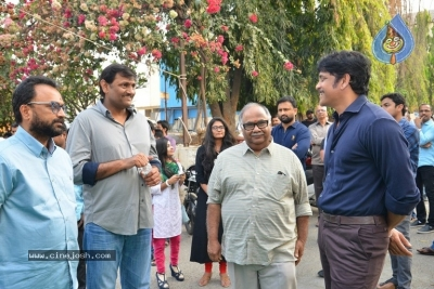 Akhil-Venky Atluri Movie Opening Photos - 82 of 86