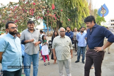 Akhil-Venky Atluri Movie Opening Photos - 84 of 86