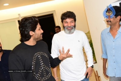 Allu Aravind Hosted a Grand Success Party - 1 of 4