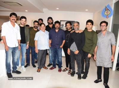Allu Aravind Hosted a Grand Success Party - 2 of 4