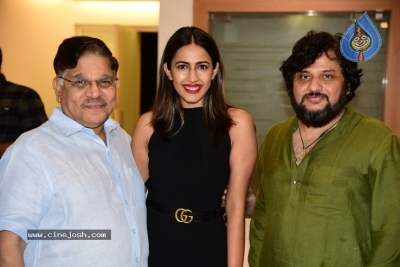 Allu Aravind Hosted a Grand Success Party - 3 of 4