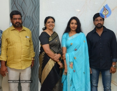 Amma Deevena Trailer Launch Pics - 8 of 9