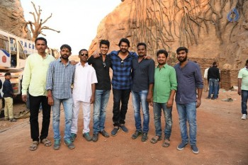 Baahubali 2 Last Day of Shooting  - 4 of 41