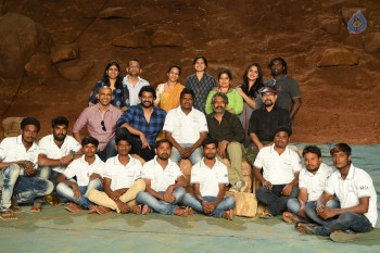 Baahubali 2 Last Day of Shooting  - 6 of 41