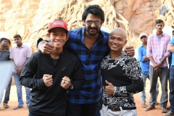 Baahubali 2 Last Day of Shooting  - 7 of 41