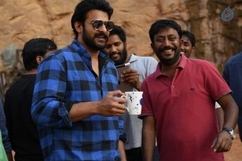 Baahubali 2 Last Day of Shooting  - 9 of 41