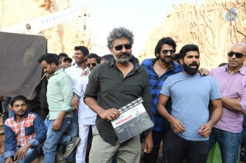 Baahubali 2 Last Day of Shooting  - 12 of 41
