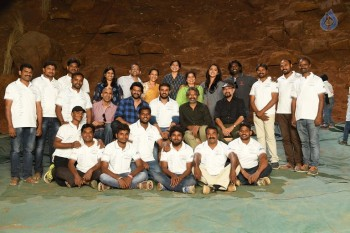 Baahubali 2 Last Day of Shooting  - 15 of 41
