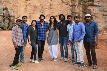 Baahubali 2 Last Day of Shooting  - 16 of 41