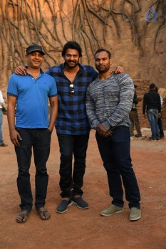 Baahubali 2 Last Day of Shooting  - 18 of 41