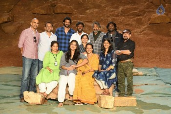 Baahubali 2 Last Day of Shooting  - 19 of 41